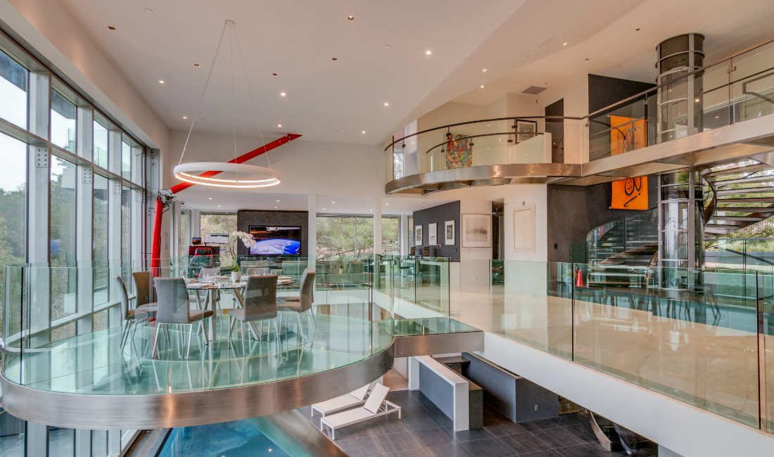 Star Wars and Star Trek Fan Builds Dream Home Thanks to California Integrator