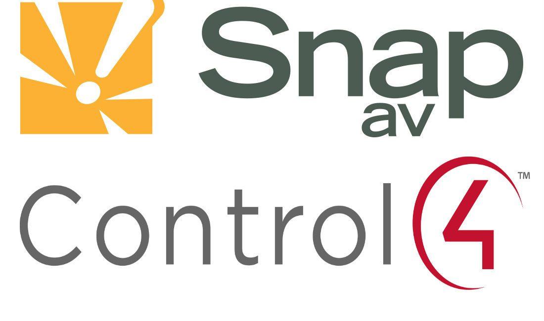 SnapAV, Control4 Merger Complete