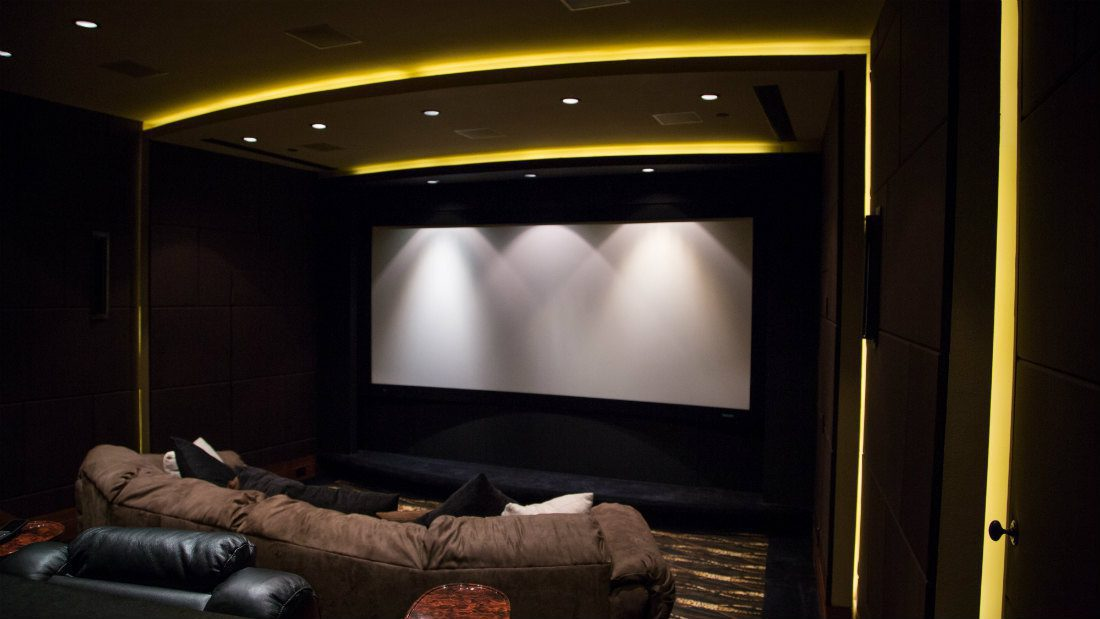 Torus Power Helps Run a 7.4.9 Channel 20-Speaker Dolby Atmos Upgrade Project