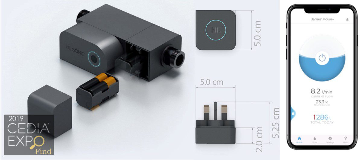 Hero Labs Leak Detection & Water Shutoff System Made by and for CEDIA Pros