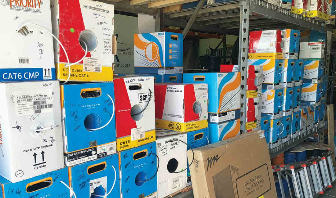 iPoint Reaches into the Warehouse for Better Inventory Management