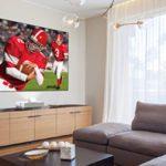 Epson LS500 Laser Projection TV