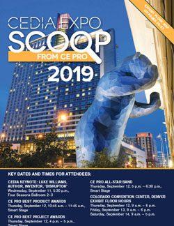 CEDIA Expo Scoop