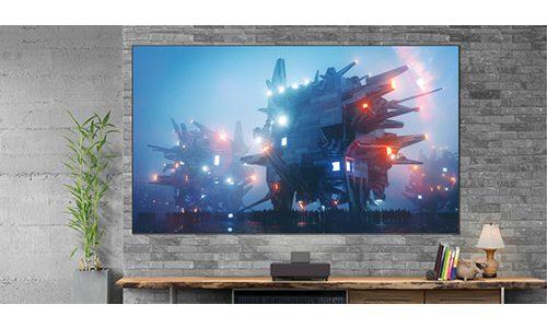Epson Laser TV