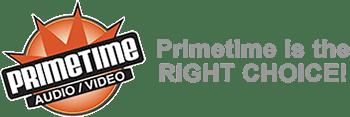 Primetime Audio Video Logo