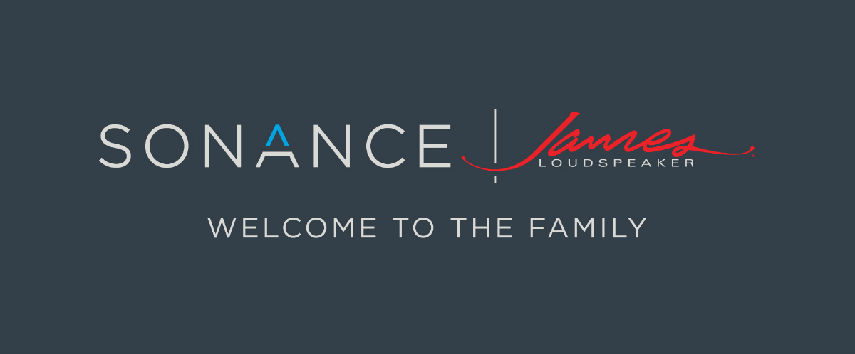 Sonance to Acquire James Loudspeaker