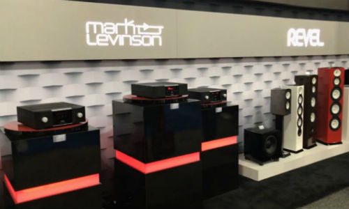 Harman Mark Levinson Revel