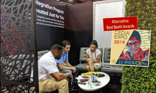 Julie Jacobson's Picks: The Other 'Best Booths' of CEDIA Expo 2019