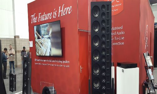 MartinLogan CEDIA Expo Masterpiece