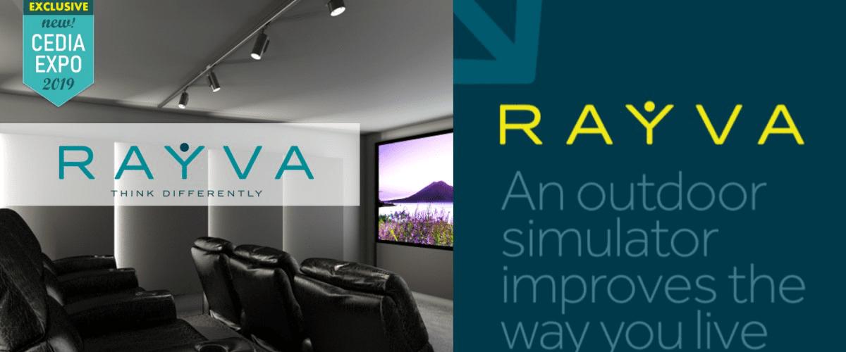 Rayva to Reimagine Dedicated Home Theaters as Wellness Retreats at CEDIA Expo 2019