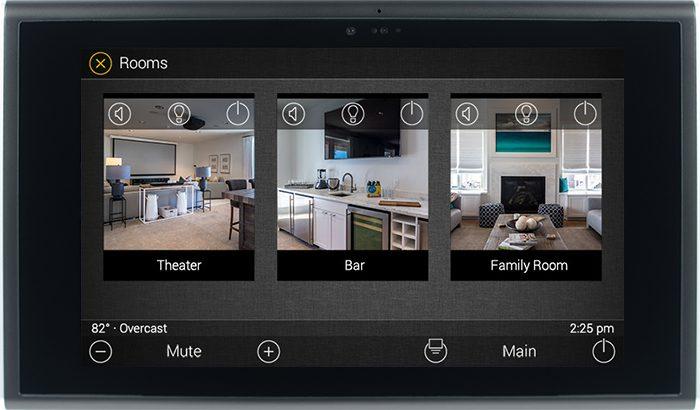 30AV custom interfaces