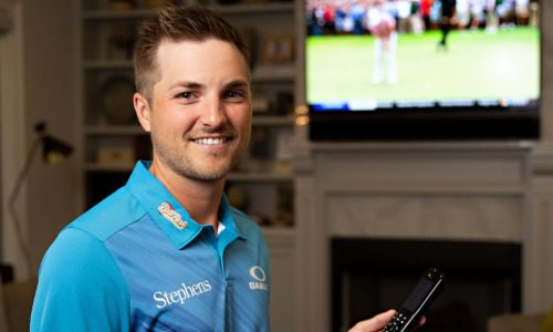 Inside a PGA Golfer's Smart Home: Control From the Course, Outdoor Entertainment