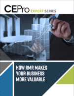 CE Pro's Guide to Add RMR to Your Business