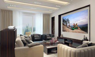 Epson Home Cinema 3800 and 3200