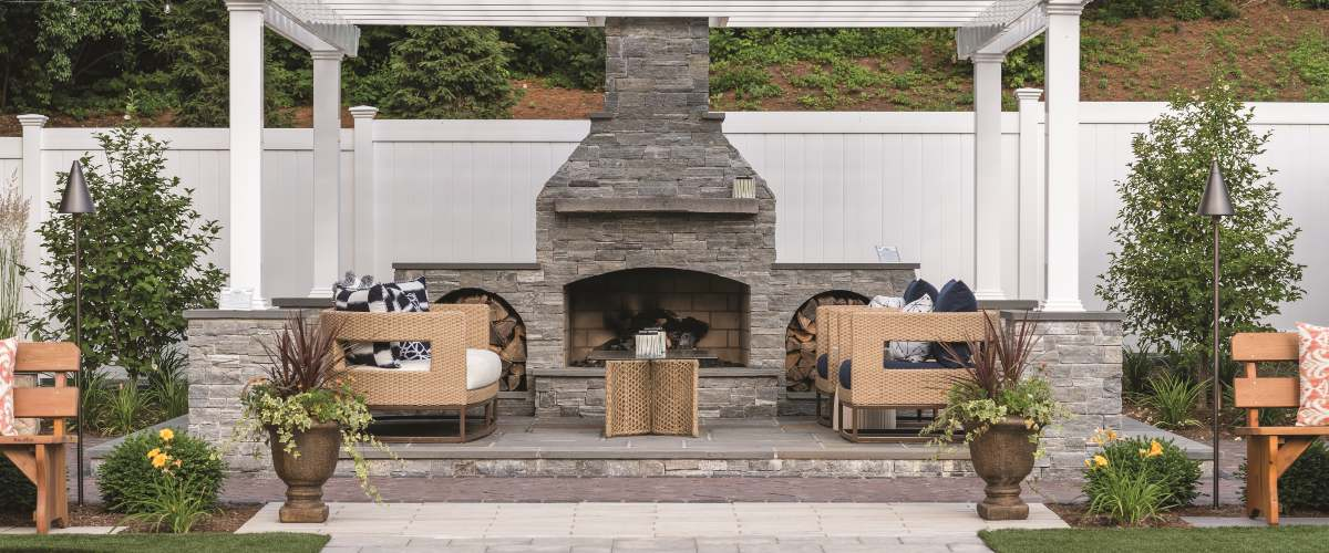 Creating a Showstopping 'Outdoor Showroom', slide 1