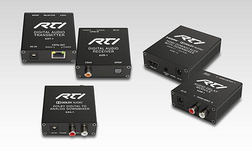 RTI Audio Distribution