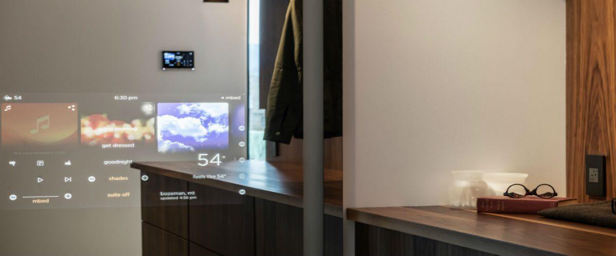 Big Sky Condo Doubles as Integrator Showroom