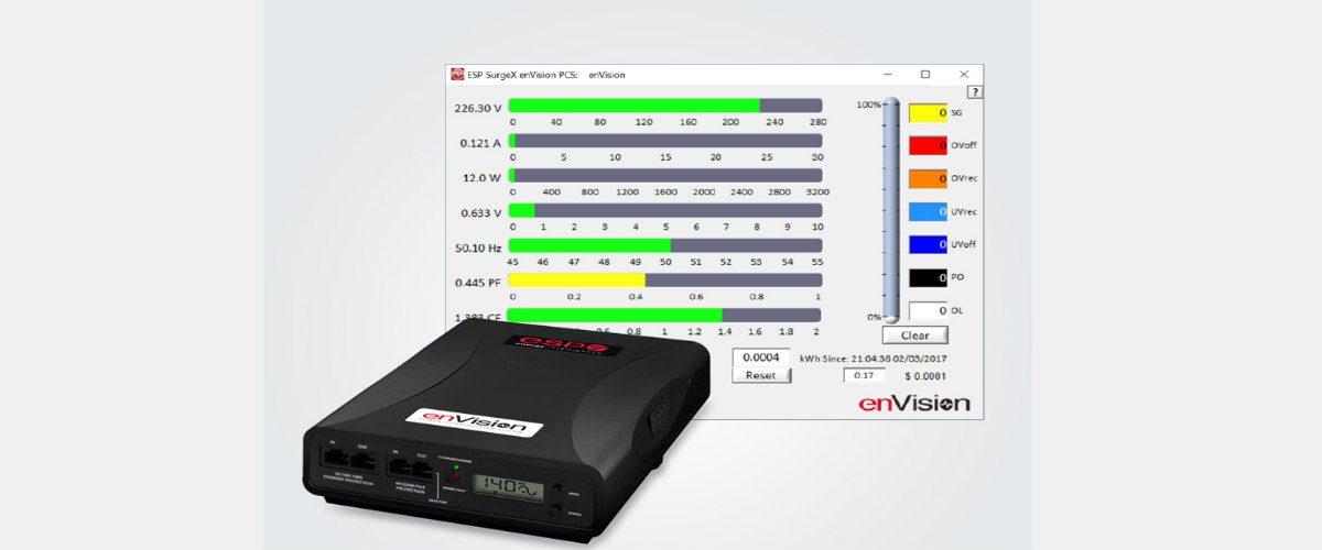 Hands On: SurgeX enVision Power Diagnostic Tools
