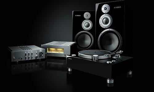 Yamaha 5000 Series Continues Long Stereo Tradition