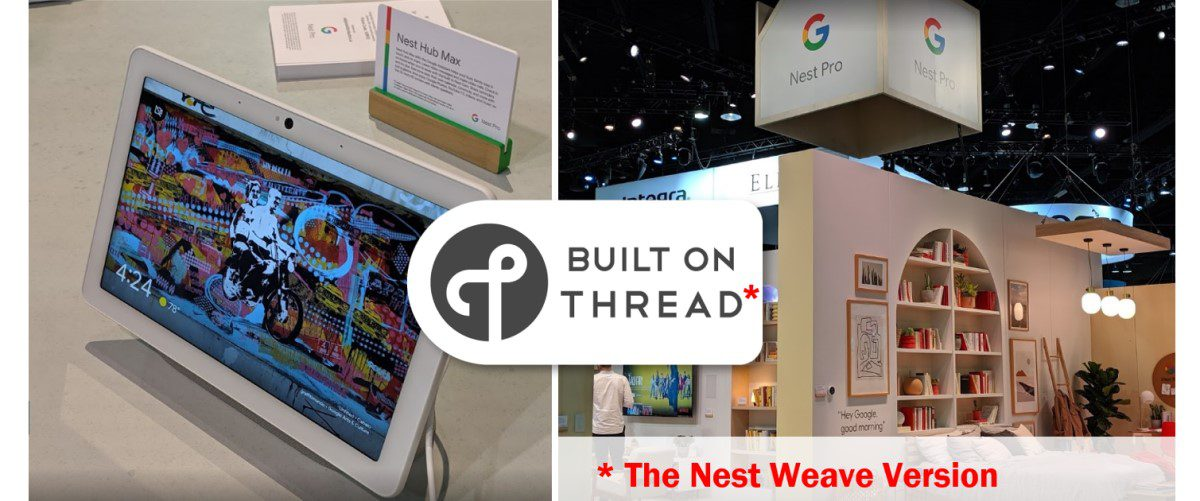 Google Nest Hub Max Not Really 'Interoperable' with other Thread Home Automation Devices