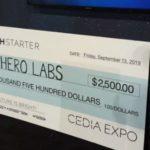 Hero Labs TechStarter CEDIA Expo