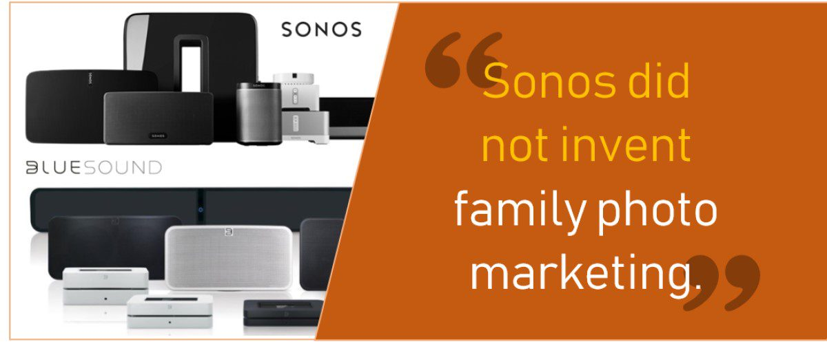 Sonos Didn't Invent Wireless Audio or Product Family Pics: Lenbrook Answers Lawsuit
