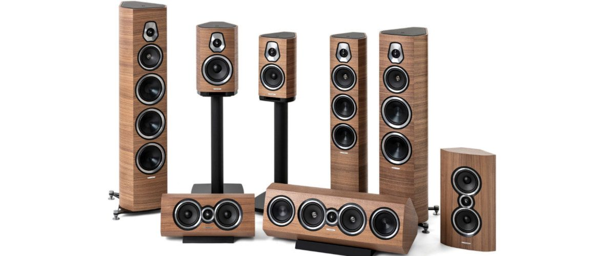 Hands On: Sonus faber Sonetto Series of Loudspeakers