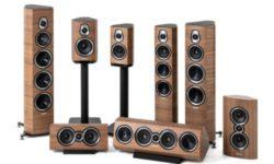 Sonus faber Sonetto III line of speakers