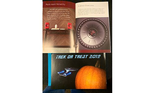 AV Therapy Trek or Treat Goes Where No Event Has Gone Before
