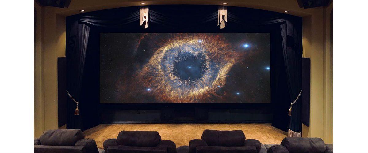 Arizona AV Fanatic Upgrades Home Theater with Help From Alcons