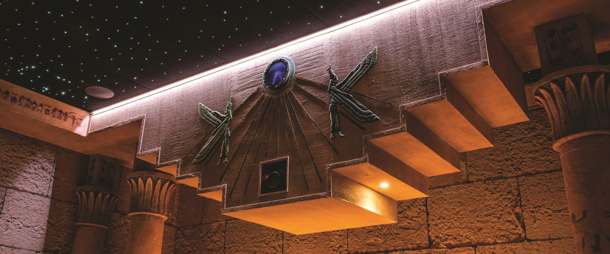 'Stargate' Fan's Dream Theater Becomes Reality, slide 2
