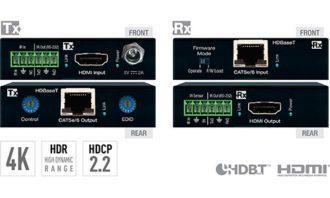 KD-X222PO HDBaseT Extender Kit