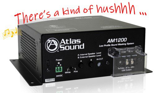 Hands On: Atlas IED AM1200 Self-Contained Sound Masking System
