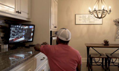 Crestron, Alexa Deliver Smart Controls in Veteran's 'Hero Home'