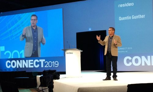 Resideo Emphasizes Whole Home Control at Connect 2019 Conference