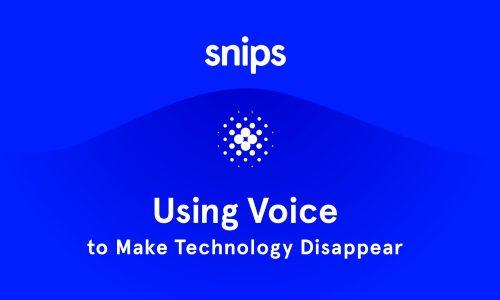 Sonos Acquires AI Voice Platform Snips for $37.5M