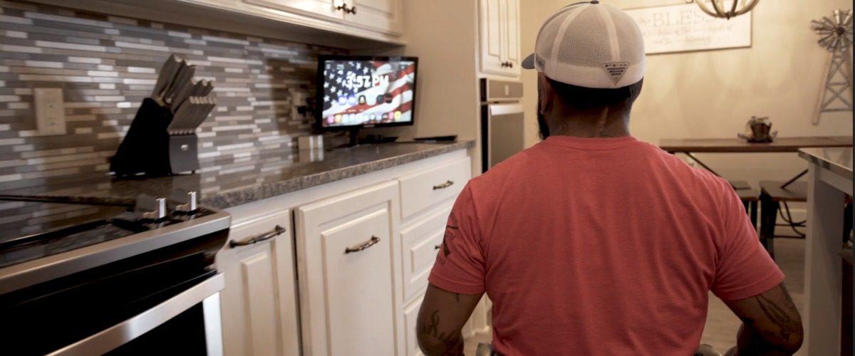 Crestron, Alexa Deliver Smart Controls in Veteran's 'Hero Home', slide 2
