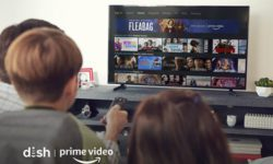 Dish adds Amazon