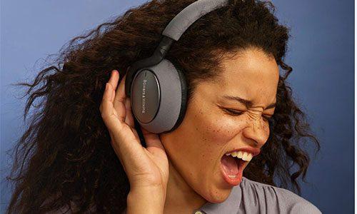 Headphones Dominate Audio