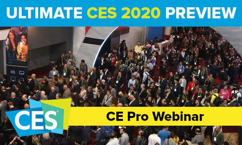 Ultimate CES 2020 Preview