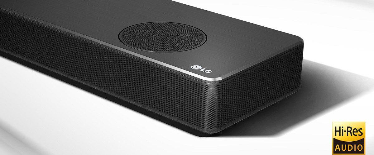 LG Teams with Meridian on New Premium Soundbar Lineup