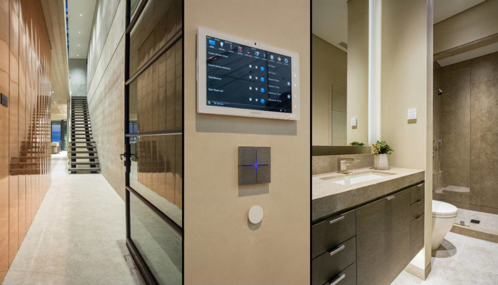 Definition Technologies ArchiTechKnowlogy control interfaces Crestron Basalte
