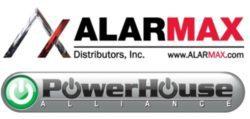 powerhouse alarmax logo