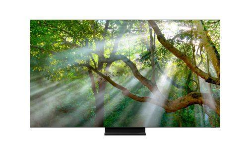 Samsung Debuts 2020 QLED 8K TV Line
