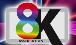 8K Certified TV program