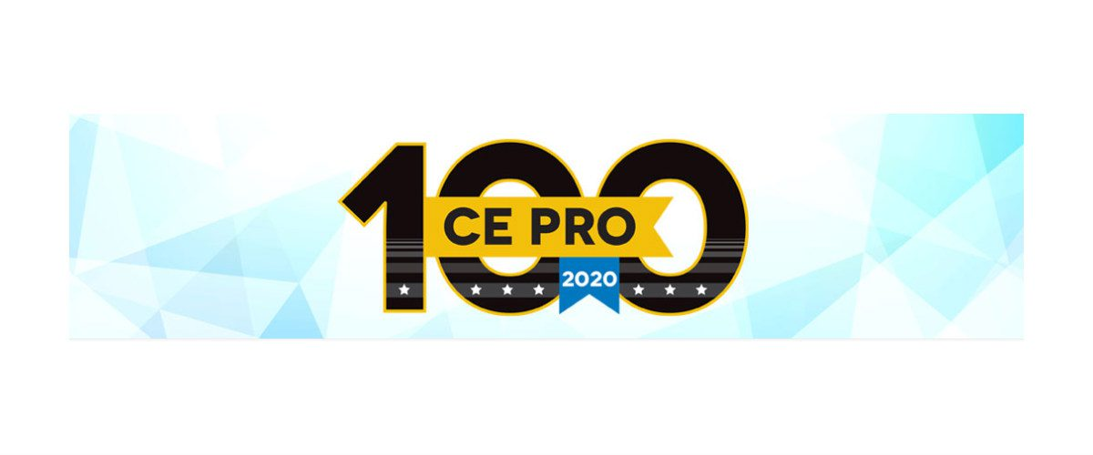 Two Days Left to Enter the 2020 CE Pro 100