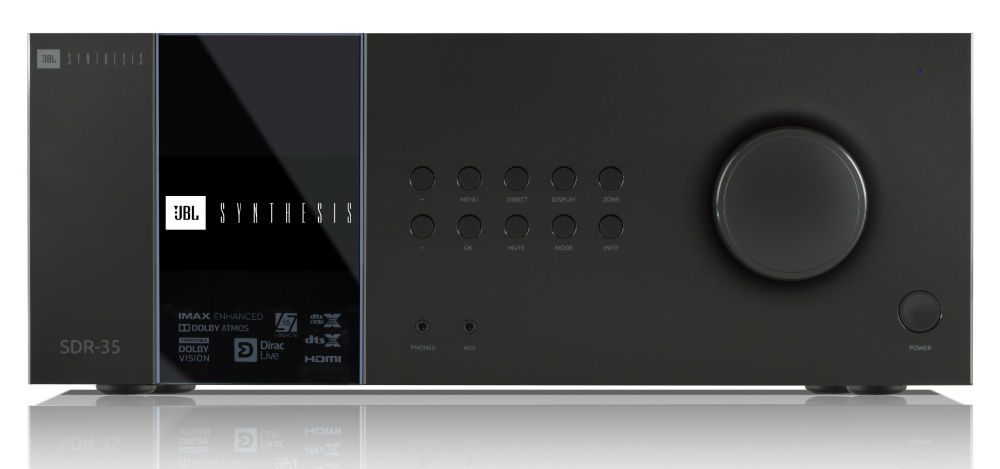 Harman Luxury Audio JBL Synthesis surround sound AV receiver ISE