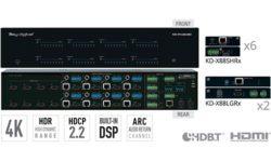 Key Digital KD-Pro8x8D