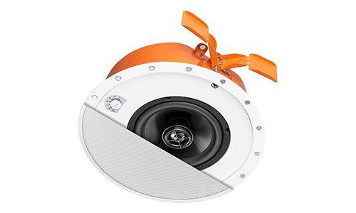 OSD Black BK-PR6TSM Architectural 70V Speaker