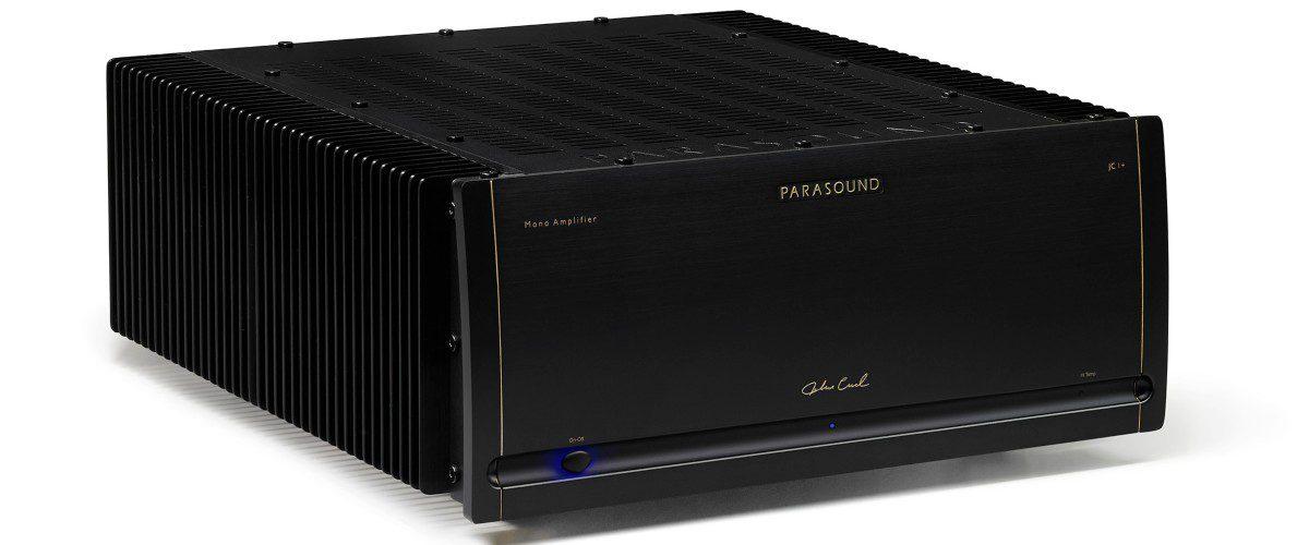 Parasound Unveils New Flagship Halo JC 1+ Amplifier